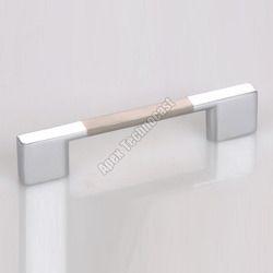 Sleek Zinc Door Handle