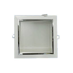 Aluminum Cool Daylight And Warm White LED Square Downlight