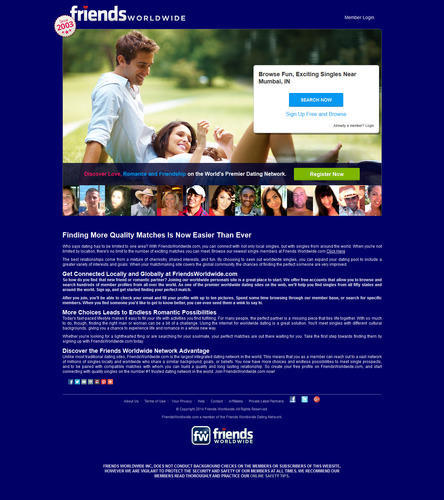 Dating-Social-Networking-Website