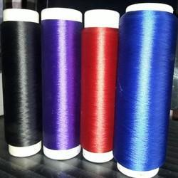 50/600 Bright Dyed Yarn for Textile Industry