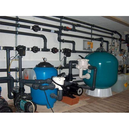 Water treatment plant swimming pool water treatment - Swimming pool water treatment plant ...