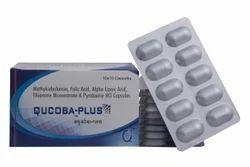 Qucoba Plus Methylcobalamine Combination Capsules, Prescription