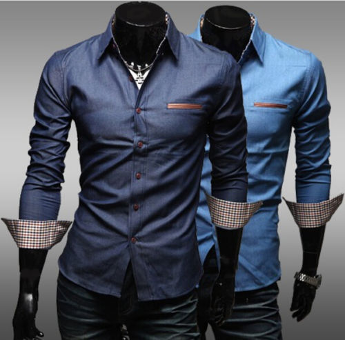 dab5deac Mens Stylish Full Sleeve Shirt at Rs 500 /piece | Men Stylish Shirt ...