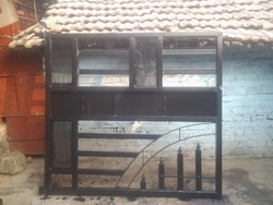 Metal Grill Gate