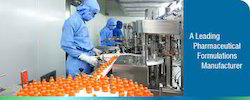 Pharmaceutical Contract Manufacturing Services M.P