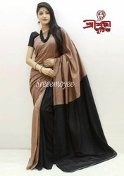 Cotton Shrimoi Butik Saree