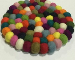 Wool Ball Coaster