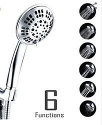 ALTON Chrome Hand Shower