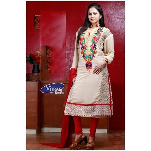 e69eecd887 Unstitched Ladies Suits - Designer Fashion Suit Manufacturer from Ahmedabad