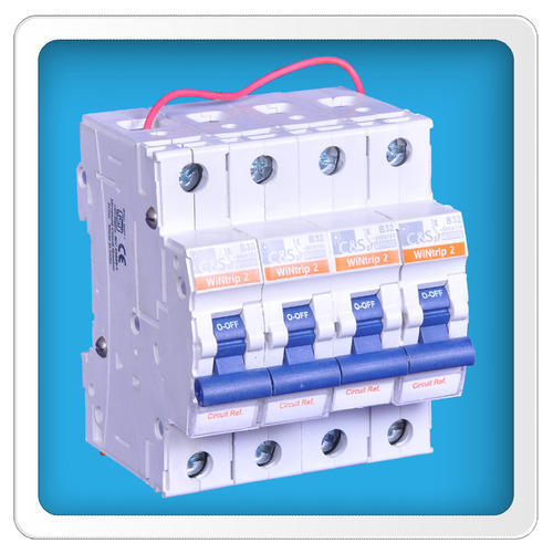 Three Phase Over Voltage Protection MCB at Rs 1250 /piece ...