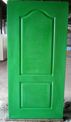 Pestal Green Standard Poly House Door, Size/dimension: 2 Mtr X 1 Mtr
