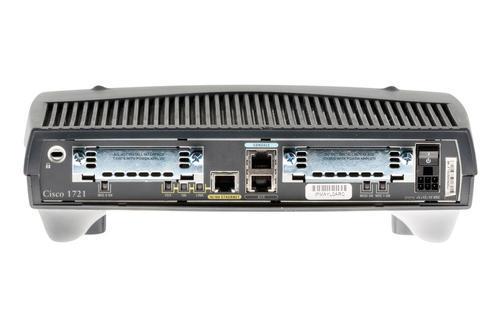 Cisco 1721 Network Router | Avoor Networks Private Limited ...
