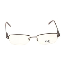 Unisex Spectacle Frame Brown