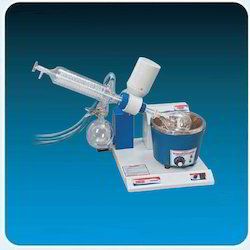 Rotary Vacuum Evaporator With Thermostatic Control Bath