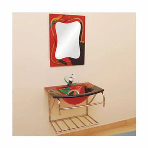 Designer Wash Basin With Mirror. Designer Wash Basin With Mirror at Rs 15000  piece   Wash Basins