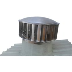 Airier Vertical Turbine Roof Ventilator