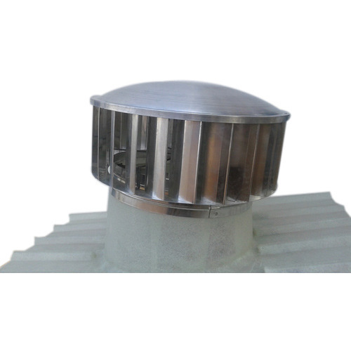 Airier Vertical Turbine Roof Ventilator