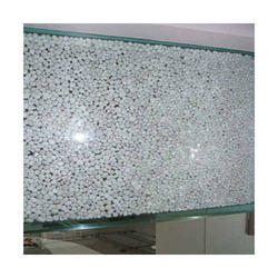 Stone Marble Filling Glass