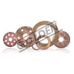 Sintered Bronze Friction Plates