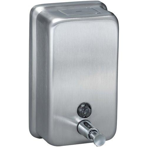 Toshi silver liquid soap dispenser model a 600 rs 1000 - Soap dispensers for commercial bathrooms ...