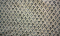 Mango Booti Block Printed Fabric