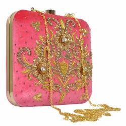 Ordinary Paper Ladies Clutch Bag