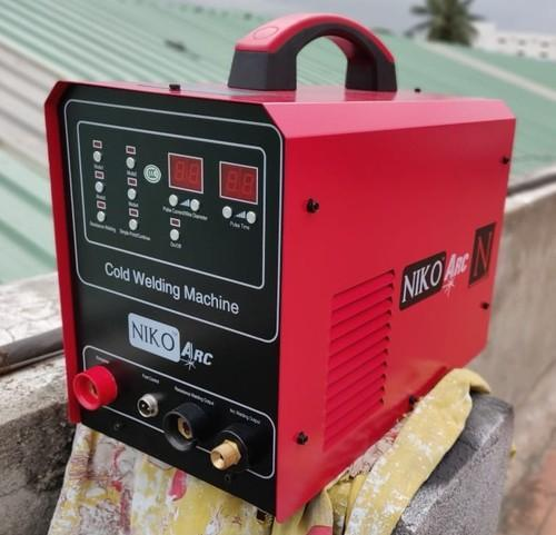 Semi Automatic Cold Welding Machine Rs 100000 Piece Niko Tools Id 19784515755