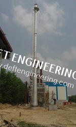 Mild Steel Chimney For Steel Plant