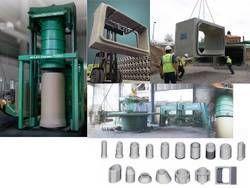 RCC Hume Pipe Plant