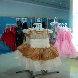 Four Side Garment Display Stand Rack