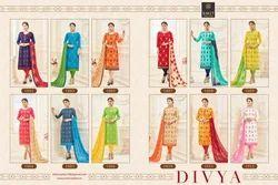 Divya Suit