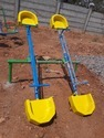 4 Seater Playground Seesaw