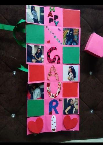 Handmade Gifts Infinity Explosion Box For Birthday Gift Handmade