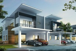 Residential Bunglow Construction