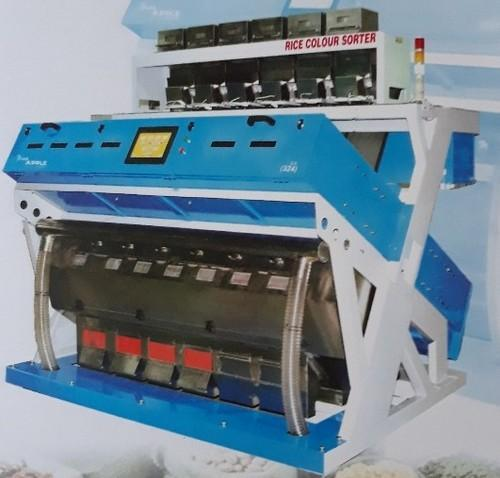 PINE APPLE COLOR SORTER Rice Color Sorter RGB, Capacity: 500 Kg To 10 Ton