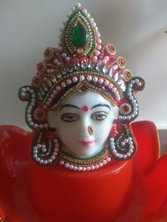 Lakshmi Face Statue