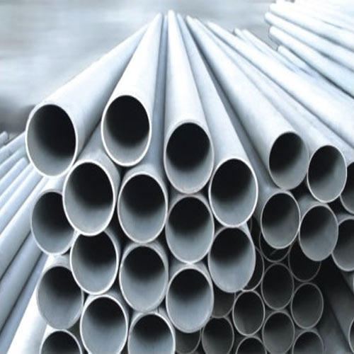Stainless Steel Seamless 316TI Pipes, Shape: Round