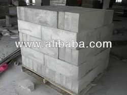 Grey CLC/Aac Nanolite Blocks Fly Ash Bricks