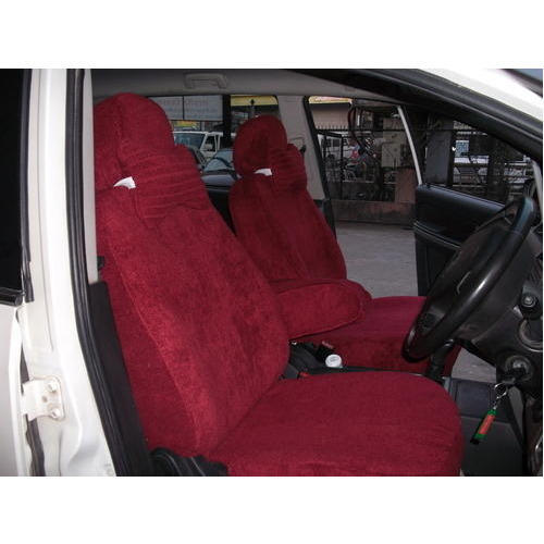Plain Towel Cars Seat Cover