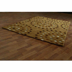 Printed 180 X 275 cm Woven Woolen Special Carpets For Home