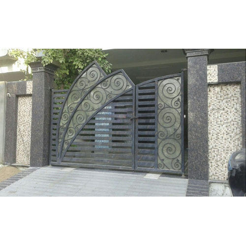 Compound Main Gate At Rs 70 Kilogram Design Door Designer Door
