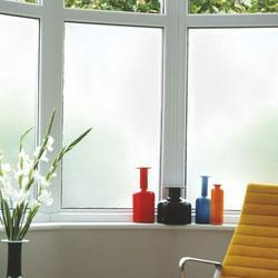 Half- Transparent Frosted Window Film, Size: 1.22*50m