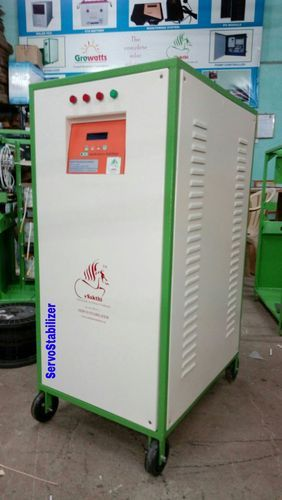 Three Phase Servo Voltage Stabilizer Three Phase Oil