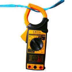 True RMS Digital Clamp Ampere Meter