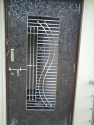 75 Most Popular Single Safety Door Grill Design | Decor ...