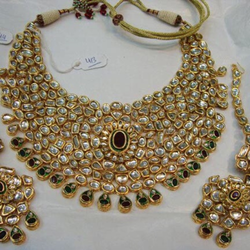 e85fb64f1 Green Fingers India, Noida - Exporter of Artificial Necklace and ...