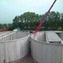 Precast Civil Sewage Treatment Plant