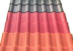 UPVC Tile Roofing Sheet
