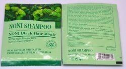 Noni Black Hair Shampoo, Pack Size: 20 mL