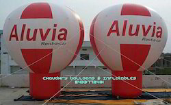 Inflatable HABR Balloons